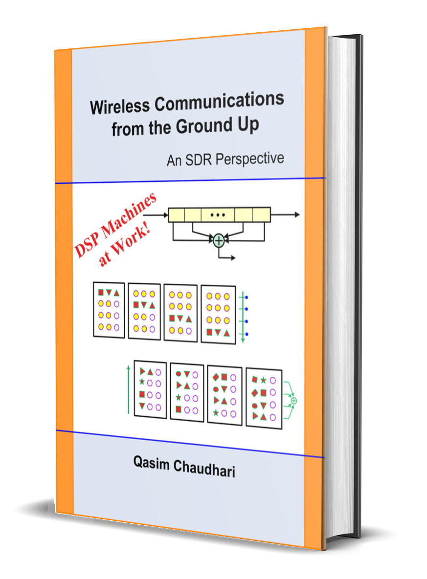 Wireless Communications from the Ground Up - An SDR Perspective